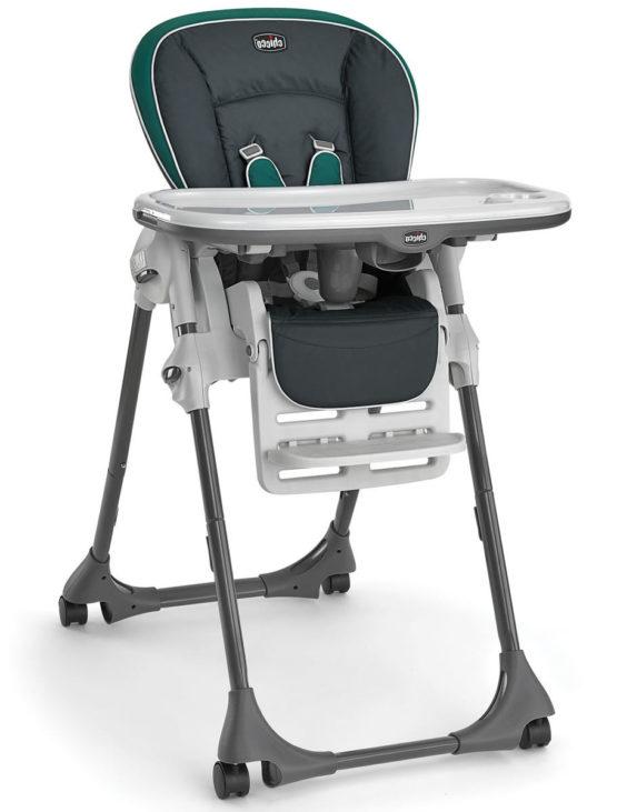 Chicco Polly High Chair Մանկական Բարձրաթոռ
