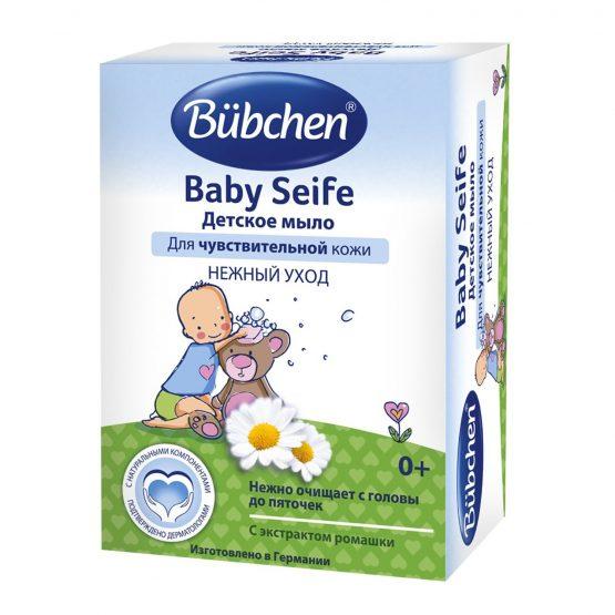 Bubchen Baby Seife 125g