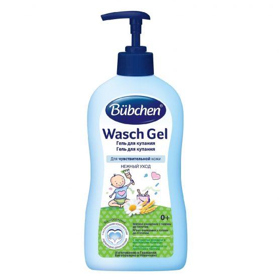Bubchen Wash Gel 400ml