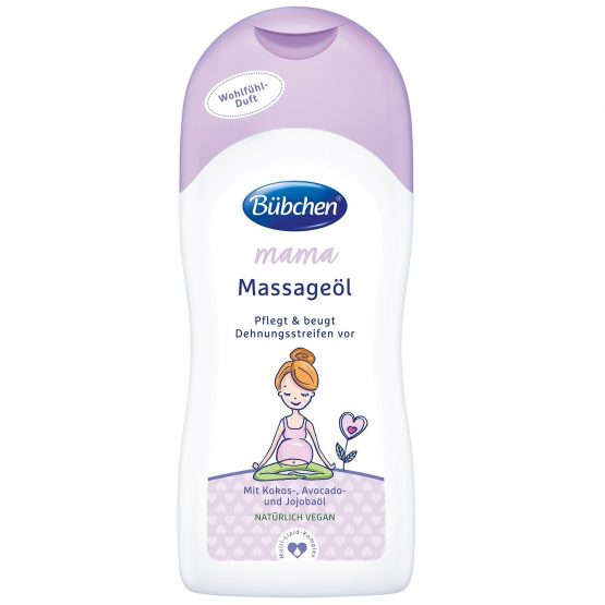Bubchen Massage Oil 200ml
