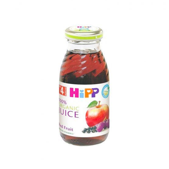 HiPP Red Fruit Organic Juice 200մլ